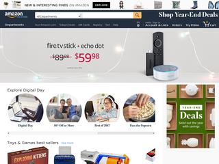 Amazon - amazon.com