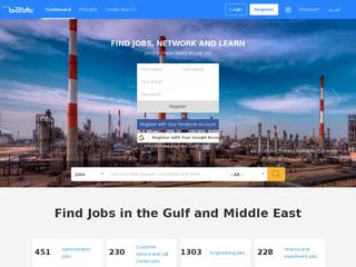 أكبر موقع للوظائف في الشرق الأوسط - بيت.كوم - bayt.com