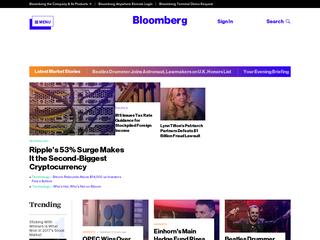 Bloomberg - bloomberg.com