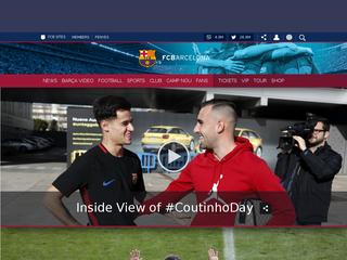 أخبار - FC Barcelona - fcbarcelona.com
