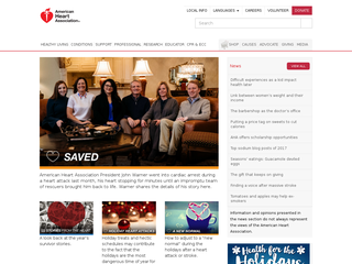 American Heart Association - heart.org