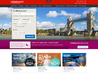 Hotels.com - Cheap Hotels - hotels.com