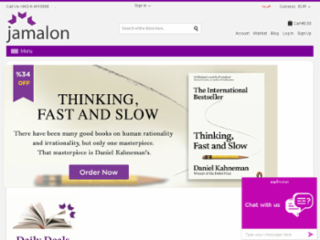 Jamalon, Arab Bookstore - jamalon.com