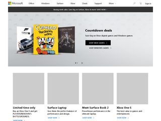 Microsoft - microsoft.com
