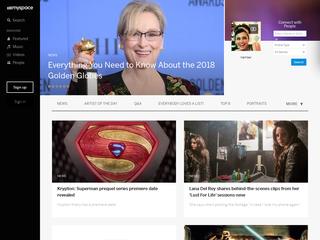 Featured Content on Myspace - myspace.com