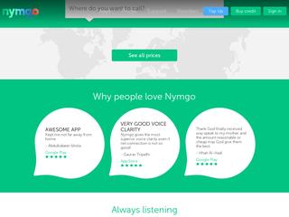 Nymgo - nymgo.com