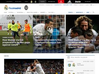 ريال مدريد - realmadrid.com