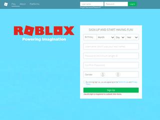 Roblox - roblox.com
