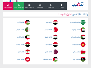 تنقيب - جميع شركات توظيف العالم العربى - وظائف شاغرة - وظائف خالية - tanqeeb.com